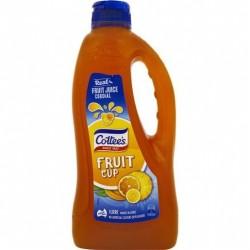 FRUIT CUP CORDIAL 1LT