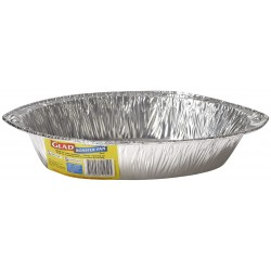 FOIL ROASTER PAN OVAL 18S