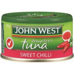 SWEET CHILLI TUNA TEMPTERS 95GM