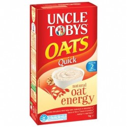 QUICK OATS BREAKFAST CEREAL 1KG