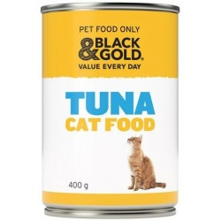WET CAT FOOD TUNA 400GM