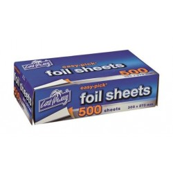 FOIL SHEETS HEAVY DUTY LARGE 35X273MM 500S