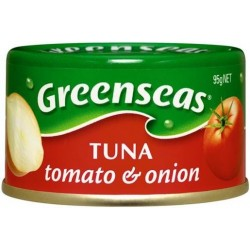 TUNA TOMATO AND ONION 95GM