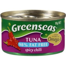NATURAL SMOKE FLAVOURED TUNA 95GM