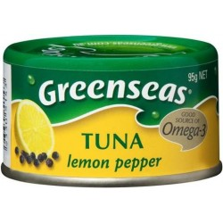 TUNA LEMON AND PEPPER 95GM