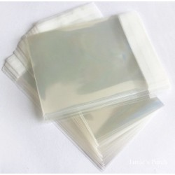 160 X 100MM CELLOPHANE BAGS 500'S