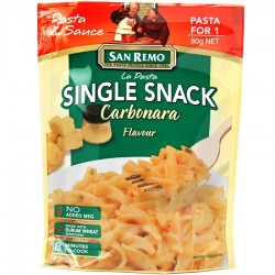 CARBONARA SINGLE PACK 80GM