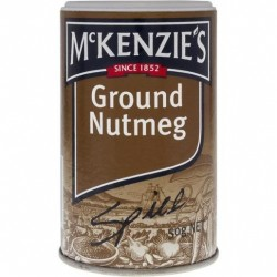 MCKENZIE'S GROUND NUTMEG 50G