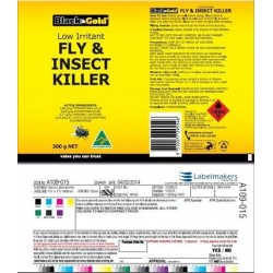 FLY AND INSECT SPRAY LOW IRRITANT 300GM
