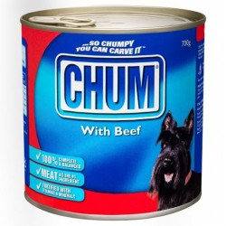 CHUM WITH BEEF 700GM