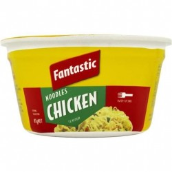 NOODLES BOWL CHICKEN 85G