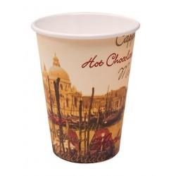CAFE VENEZIA SINGLE WALL CUP 355ML 50S