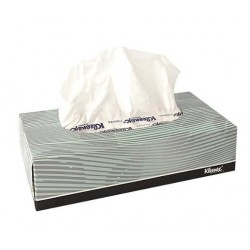 FACIAL TISSUE WHITE 100S