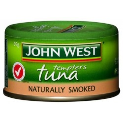 TUNA TEMPTERS SMOKED FLAVOUR 95GM