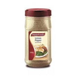 LEMON and PEPPER SEASONING 680GM