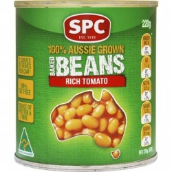 BAKED BEANS 220GM
