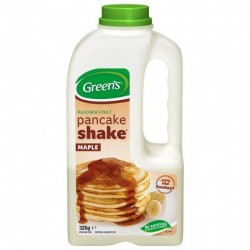 PANCAKE SHAKE MAPLE 325GM