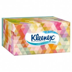 FACIAL TISSUE LARGE N THICK 95S
