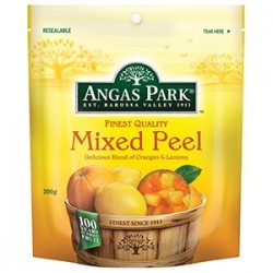 ANGAS PARK MIXED PEEL 200G