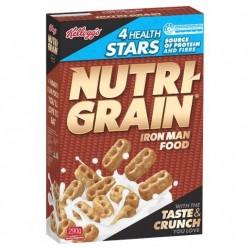 NUTRI-GRAIN 290GM
