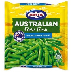 SLICED GREEN BEANS 500GM