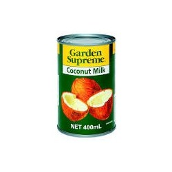 GARDEN SUPREME COCONUT MILK 400ML