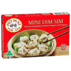 MINI DIM SIMS 250GM