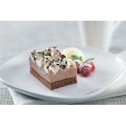BAVARIAN CHOCOLATE CAKE TRAY 1.15KG