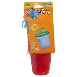 TAKE N TOSS SIPPER CUP 7PK