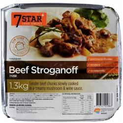 BEEF STROGNOFF 1.3KG