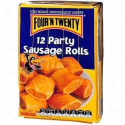 SAUSAGE ROLL PARTY 12 PACK 500GM