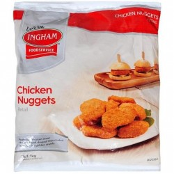CHICKEN NUGGETS RETAIL 1KG