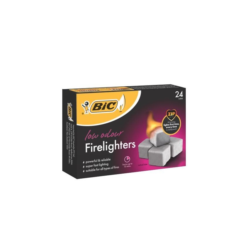 ODOURLESS FIRELIGHTER BOX 1PK