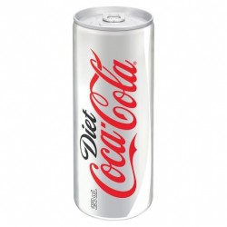 DIET COCA COLA 250ML