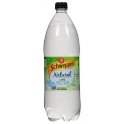 LIME MINERAL WATER 1.1L