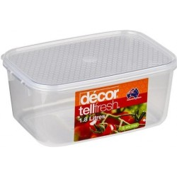 CONTAINER OBLONG 1.8L