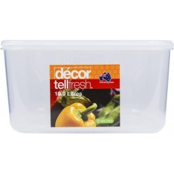 CONTAINER OBLONG 10LT