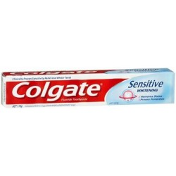 COLG TOOTHPASTE SENSITIVE WHITENING 110GM