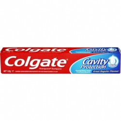 COLG TOOTHPASTE F/GARD GREAT REG 120GM
