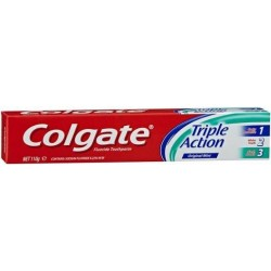 COLG TOOTHPASTE TRIP ACTION 110GM