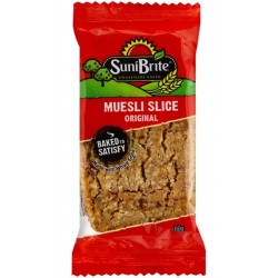 ORIGINAL MUESLI SLICE 80GM