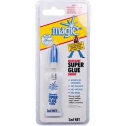 MAGIC SUPER SUPERGLUE TUBE 3ML