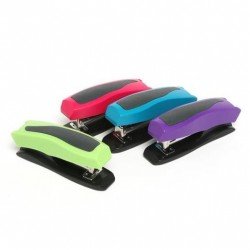 STAPLER WITH PLASTIC STRIP 1EA
