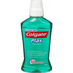 COLG PLAX M/WASH FRSHMNT 500ML
