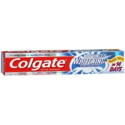 COLG T/PASTE WHITENING 110GM