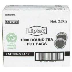 ROUND TEAPOT BAGS 1000S