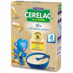 CERELAC BABY RICE CEREAL WITH PROBIOTICS 4MONTHS 200GM