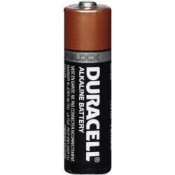 BATTERY COPPER TOP AA 4PK