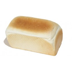 UNSLICED WHITE BREAD