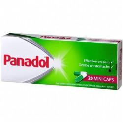PANADOL MINI CAP 20S